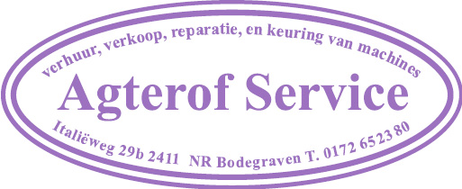 Agterof Service Bodegraven